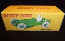 Dinky 23G Cooper Bristol Empty Repro Box Only