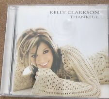 Kelly Clarkson Thankful CD China Version With Lyrics Pullout