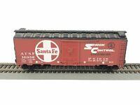 HO Scale Athearn Santa Fe Shock ATSF 40' Single Door Box Cars 16952