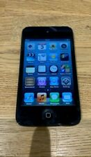 Apple iPod touch 4th Generation 32GB - Black/Silver