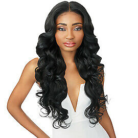 OUTRE SYNTHETIC PERFECT HAIR LINE 13X6 LACE FRONT WIG - LANA-