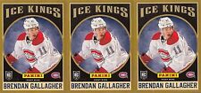 25ct Brendan Gallagher 2013 Panini National Ice Kings Hockey Card Lot #R6 *I161
