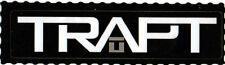 NEW Trapt Only Through The Pain Tour Promo Music Sticker from Crue Fest LOT of 2