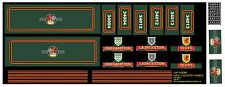 HORNBY DUBLO WRENN WEST COUNTRY LOCO TRANSFERS 3 NAMES LHP HD068