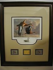 FRAME YOUR DUCK STAMP PRINT IN MINUTES