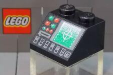 LEGO: STAR WARS: Slope 2 x 2 45˚ (#3039px58) Radar and Floppy Disk Slot Pattern