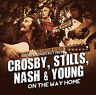 Crosby, Stills, Nash & Young - On The Way Home NEW CD