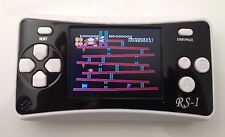"Black 8-Bit FC Retro 2.5"" COLOR LCD 150 FC Video Games Portable Handheld Console"