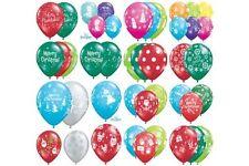 Ballons de fête pour la maison Noël