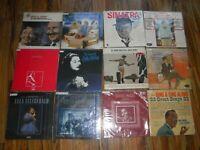 50's 60's Jazz / Swing Near Mint job lot Vinyl Collection x12 SET J1