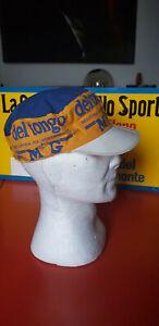 Vintage Del Tongo cycling cap casquette maglia ciclismo jersey Tour de France