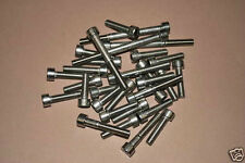 Suzuki DRZ400 Stainless Engine Bolt Set S,E & SM