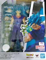 Bandai Dragon Ball Super S.H. Figuarts God Super Saiyan Vegetto NUOVO IN STOCK