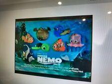 "Disney Pixar 2003 ""Finding Nemo� McDonald;s Water Toy Sealed complete set of 8"