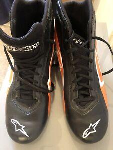 alpinestars kart boots