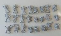 Multi-listing Blood Bowl metal models Dwarf Chaos Dark Eldar Elf Orc plastic OOP