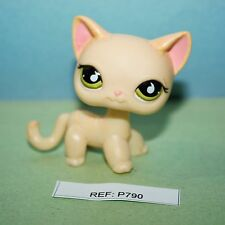 PETSHOP - Chat européen # 733 - Littlest Pet Shop -  LPS (ref:790)