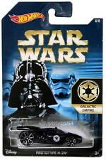 2015 Hot Wheels Disney Star Wars #6 Prototype H-24 Galactic Empire