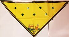 🔥Vintage Boy Scouts of America Neck Scarf 1969! Vintage! Rare! Free Ship!