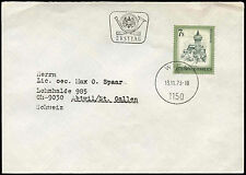 Austria 1973, 7s Definitive FDC First Day Cover #C17589