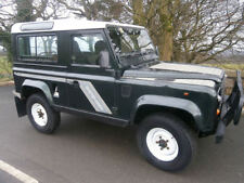 Defender Four Wheel Drive Manual Cars