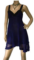 WISH SIZE 10 BABY DOLL STYLE SILK DRESS