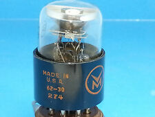 RCA 6AF6 G MAGIC EYE VACUUM TUBE VOICE OF MUSIC  VERY BRIGHT  R28D