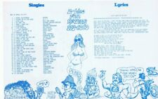 Wpez 94 Fm Pittsburgh Vintage April 29 1977 Music Hotel California Eagles #1