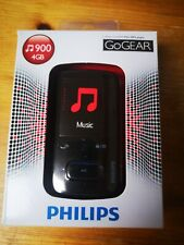 Philips GoGear Vibe MP3 MP4-Player 4GB LCD-Display USB 2.0 Audible Ebook Musik