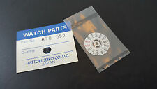 870556 GENUINE DAY DIAL DISK / WHEEL SEIKO DIVER MOV'T 7548, 6309 CROWN AT 4'