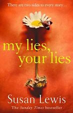My Lies, Your Lies by Susan Lewis 9780008286873