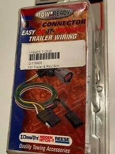 Trailer Connector Kit-CE TowReady 118405, 2005 -current Mazda 6, Sedans only
