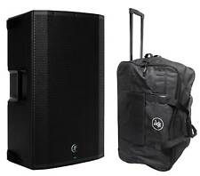 "Mackie Thump15BST THUMP-15BST 15"" 1300w Active DJ PA Speaker Class D+Rolling Bag"