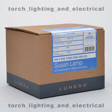 LED LUNERA SUSAN LAMP SN-V-E26-150W-50W-4000-G2 E26 4000K 5900 Lumens LIGHT BULB