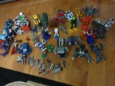 Transformers Figures & Parts Various Lot