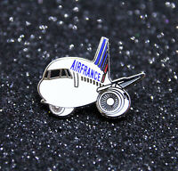 Pin CHUBBY pudgy AIR FRANCE Airbus A320 1 inch / 27mm metal Pin