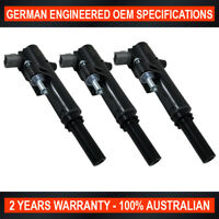 Set 3 Ignition Coil for Dodge Nitro Jeep Cherokee Grand Cherokee 3.7L V6 EKG