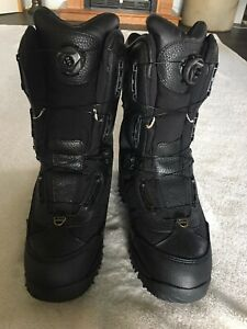 Cabela's Inferno Boa Waterproof Winter Boots for Men size 12M