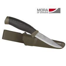 Morakniv Companion MG C Olive Jagt Arbeitsmesser Carbon Steel Stahl Mora Messer