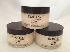 Timeless Avani Exfoliating Mineral Body Scrub 14.08oz (pack of 3)