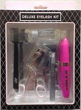 NEW JMT Eyelash Kit Rimmel Mascara Mary Kay Tweezer Eyelash Curler Eyebrow Comb