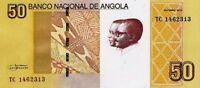 Angola banconota 2012 nove di 50 kwanzas pick 152 UNC