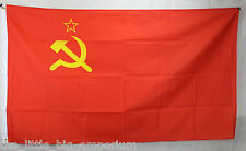 Big 1.5 Metre Union of Soviet Socialist Republics Large New Flag 3x5ft USSR