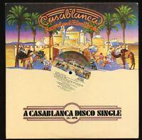 "VINYL LP Donna Summer - I Feel Love 12"" EP Original 1st 1977 PRESSING NM"