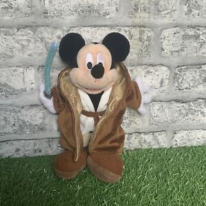 Star Wars Jedi Mickey Mouse Luke Skywalker - Disney Park Exclusive Paris