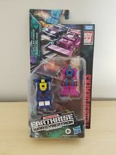Transformers Earthrise War For Cybertron Micromasters Roller Force/Ground Hog