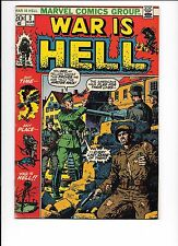 War Is Hell #2 March 1973 Marvel Comics