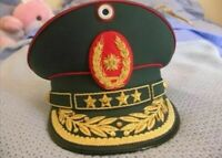 Replica Paraguay Army General Hat Cap High Quality