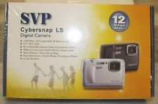 New Svp Cybersnap Ls Digital Camera Camcorder Webcam Voice Memo/Record and More