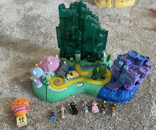 Wizard Of Oz Polly pocket Miniature Characters And Set